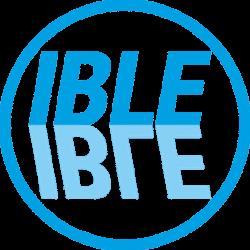 IBLE- Logo sfondo